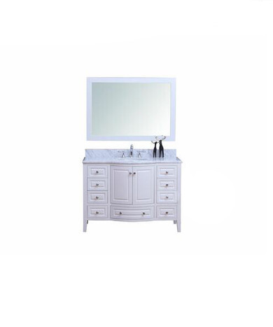 "Royal Fate 60"" Single Bathroom Vanity"