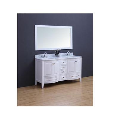 "Royal Fate 72"" Double Bathroom Vanity"
