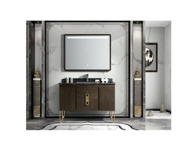 """Royal Deering 48"""" Handmade Bathroom Vanity"""