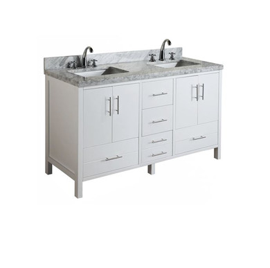 "Royal Omni 72"" Double Sink Bathroom Vanity"