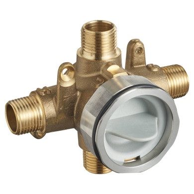 """American Standard Flash Shower Rough-In Valve Body with 1/2"""" Universal Connection"""