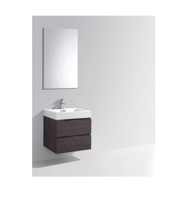 "Royal Hail 24"" Wall mount Bathroom Vanity"