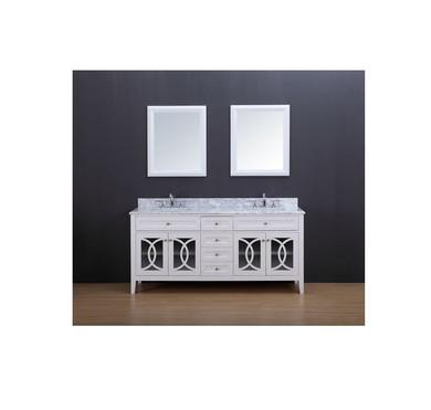 """Royal Davie  60"""" Double Bathroom Vanity"""
