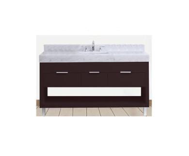 "Royal Marino 60"" Single Bathroom Vanity"
