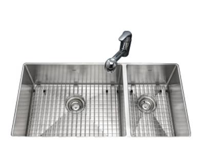 Kindred Stainless Steel Undermount Kitchen Sink