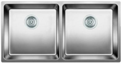 Blanco ANDANO U 2  Stainless Steel Undermount Double Bowl Sink