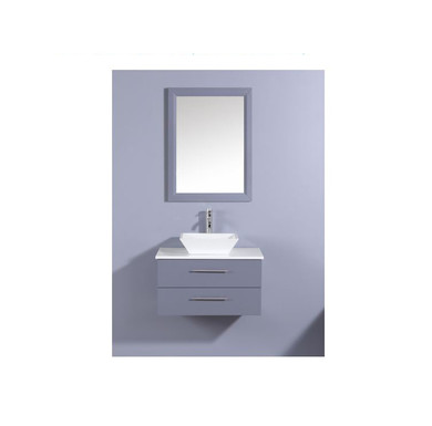 """Royal Delray 24"""" Wall Mount Bathroom Vanity"""