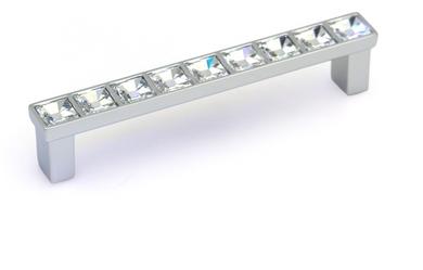 Topex   Swarovski Crystal Cabinet Pull