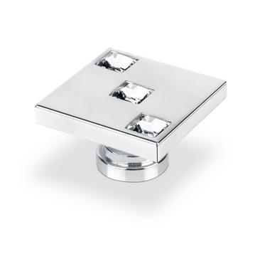 Topex   Swarovski Crystal Cabinet Knobs
