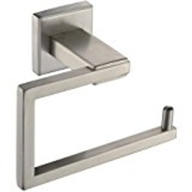 St. Catherine Brushed Nickel Stainless Steel Paper Holder