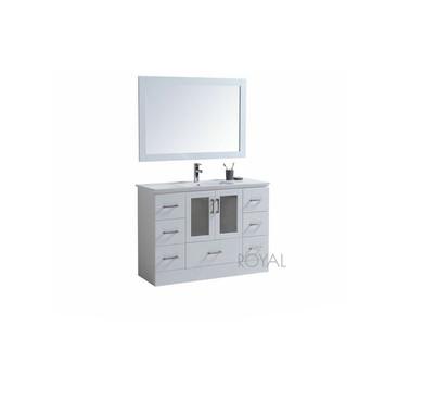 """Royal Pinecrest 60"""" Single Sink Bathroom Vanity"""
