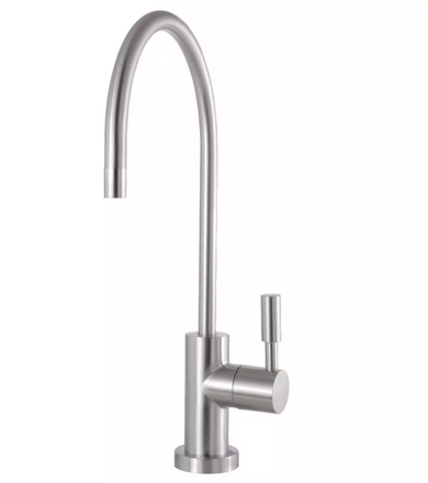 Kingston Brass Concord 1.0 GPM Cold Only Water Dispenser with Single Lever Handle