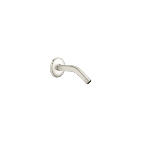 "Grohe 5.625"" Shower Arm with Flange and 1/2"" Threaded Connection"