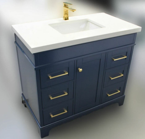"Royal Glades 40"" Bathroom Vanity"