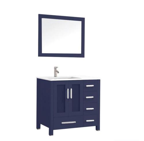 Wynwood 30 Espresso Bathroom Vanity