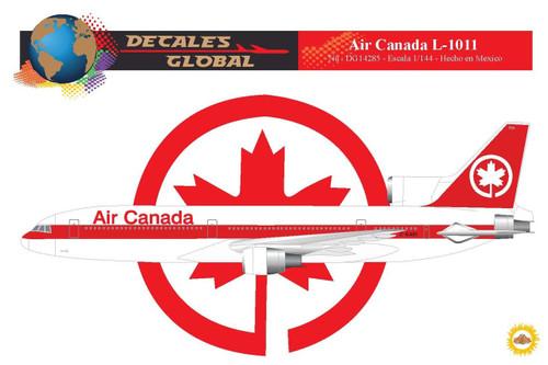 1/144 Scale Decal Air Canada L-1011