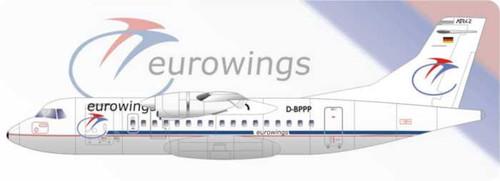 1/144 Scale Decal Lufthansa Regional / Eurowings ATR-42