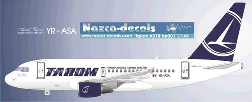 1/144 Scale Decal Tarom A-318