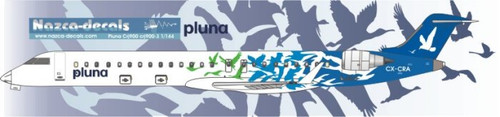 1/144 Scale Decal Pluna CRJ-700 / 900
