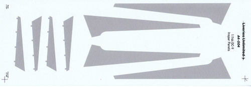 1/144 Scale Decal Coroguard DC-9