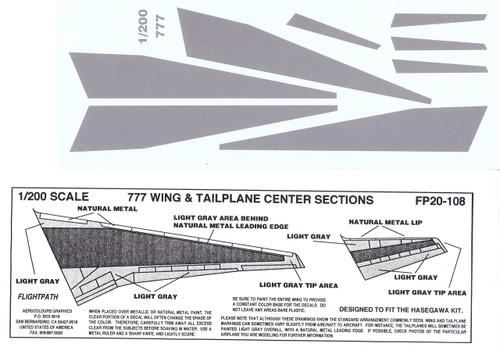 1/200 Scale Decal 777 Coroguard