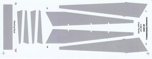 1/144 Scale Decal Coroguard 767