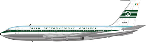 1/144 Scale Decal Aer Lingus B-720