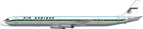 1/144 Scale Decal Air Afrique DC-8
