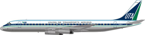 1/144 Scale Decal UTA DC-8