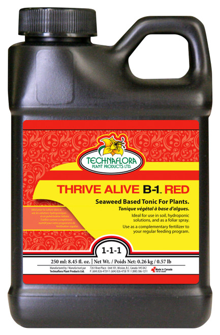 Technaflora® Thrive Alive B-1 Red