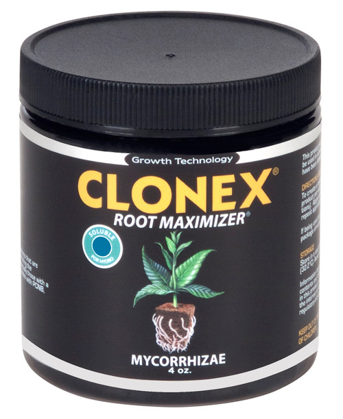 Clonex® Root Maximizer® Mycorrhizae Soluble 4 oz