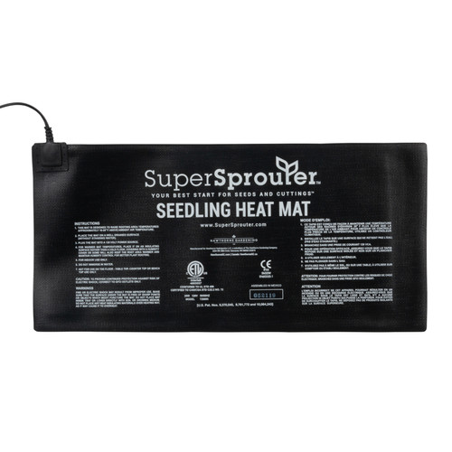 Super Sprouter® Seedling Heat Mat