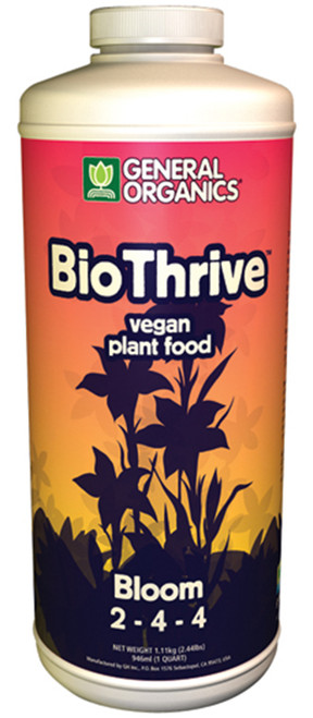 General Hydroponics® BioThrive® Bloom