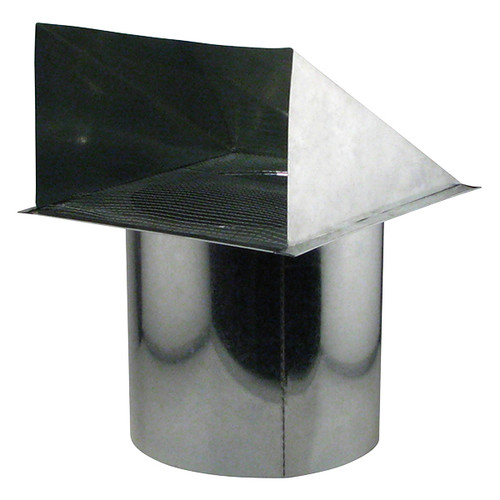 Ideal-Air Screened Wall Vents