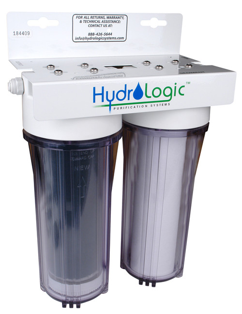 Hydro-Logic® Small Boy with KDF85 Catalytic Carbon Filter