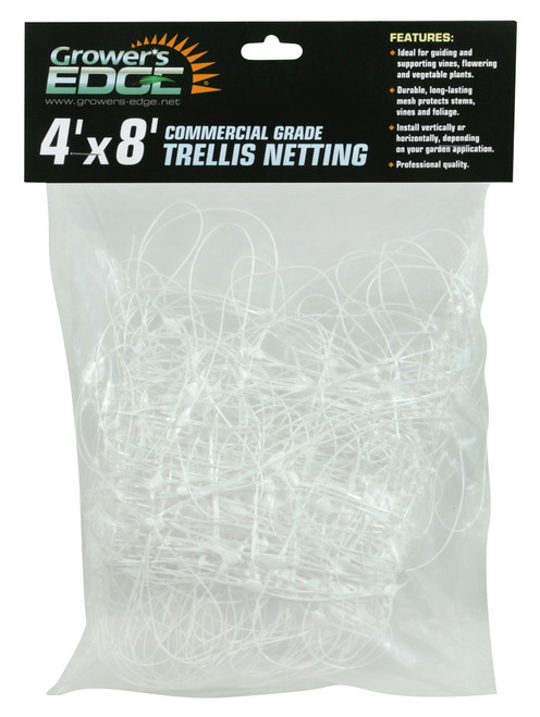 Grower's Edge® Commercial Grade Trellis Netting
