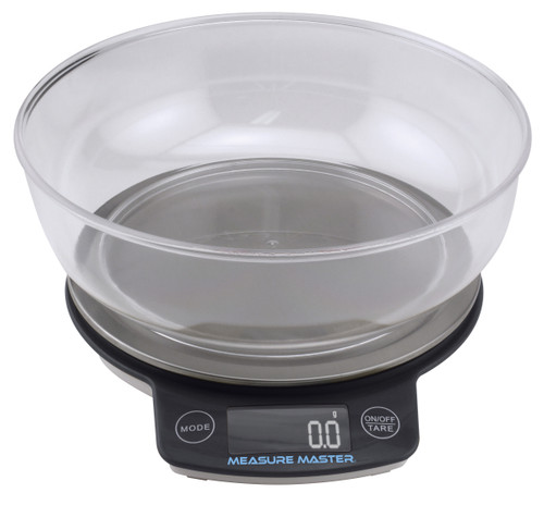 Measure Master® 3 kg Digital Scale with 1.88 L Bowl