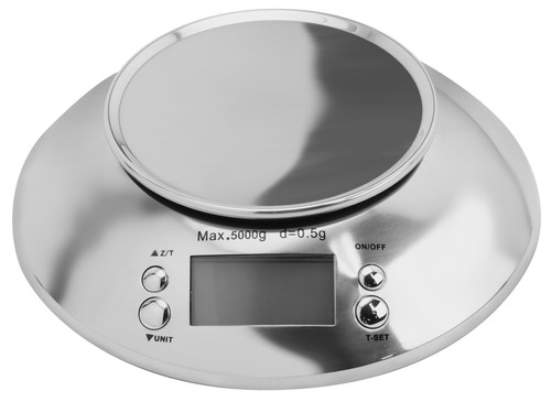Measure Master® 5000 g XL Digital Scale with 4 L Bowl