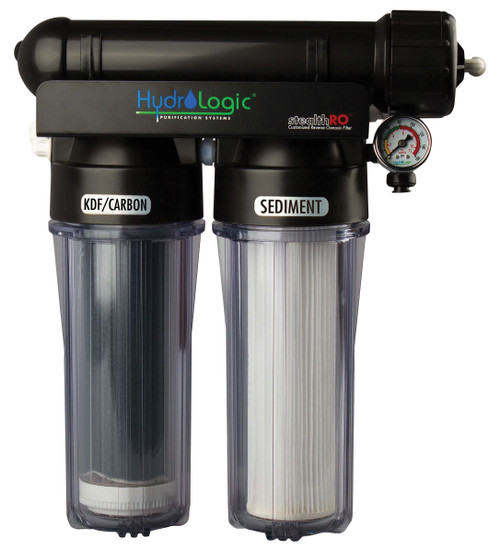Hydro-Logic® Stealth RO 150 with KDF Carbon Filter