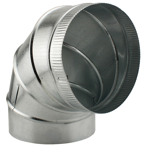 Ideal-Air Adjustable 90 Degree Elbow Ducting