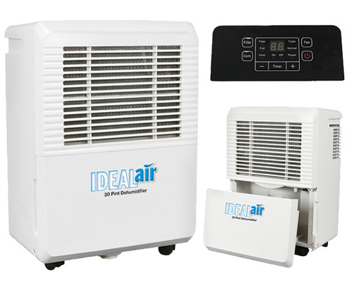 Ideal-Air Dehumidifiers 22, 30 & 50 Pint