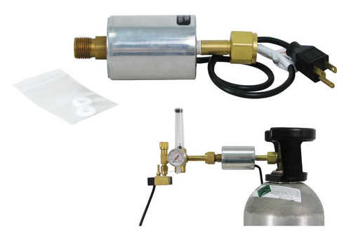 Titan Controls® CO2 Inline Heater