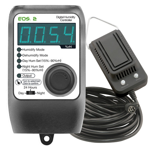 Titan Controls® Eos® 2 - Digital Humidity Controller