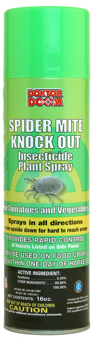 Doktor Doom® Spider Mite Knock Out®