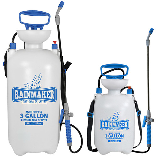 Rainmaker® Pressurized Pump Sprayers