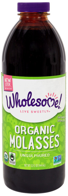 Wholesome Sweetener® Organic Molasses