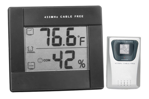 Grower's Edge® Thermometer/Hygrometer with Sensor