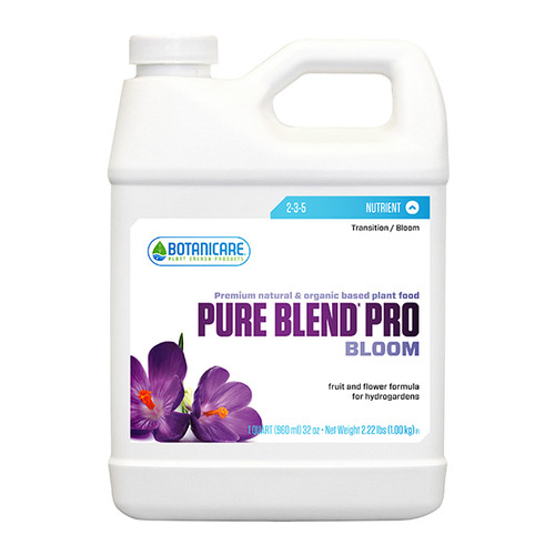 Botanicare® Pure Blend® Pro Bloom Formula  2 - 3 - 5