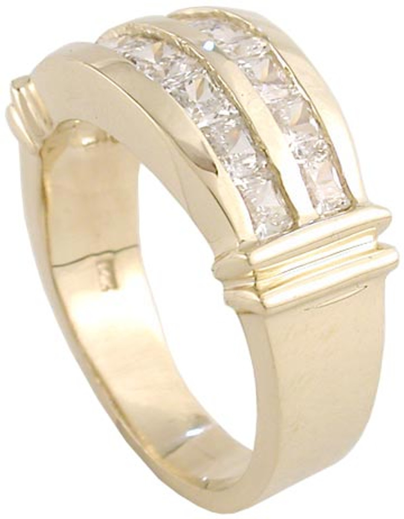 Solid 14k Gold Setting