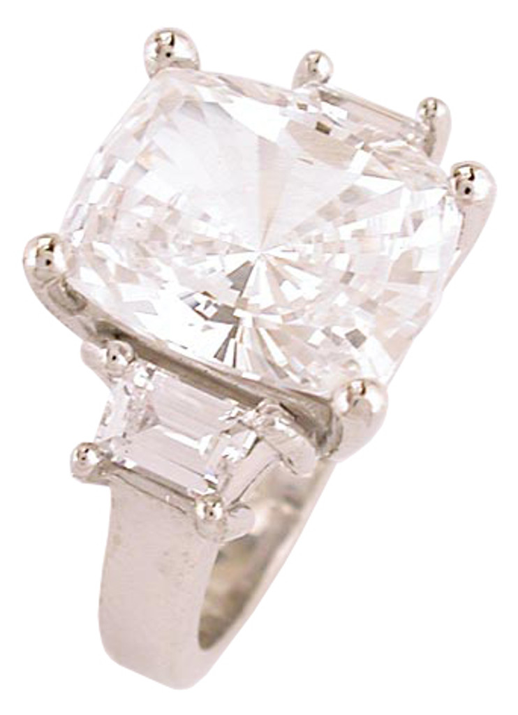 Beautifully Designed High End Cubic Zirconia Jewelry